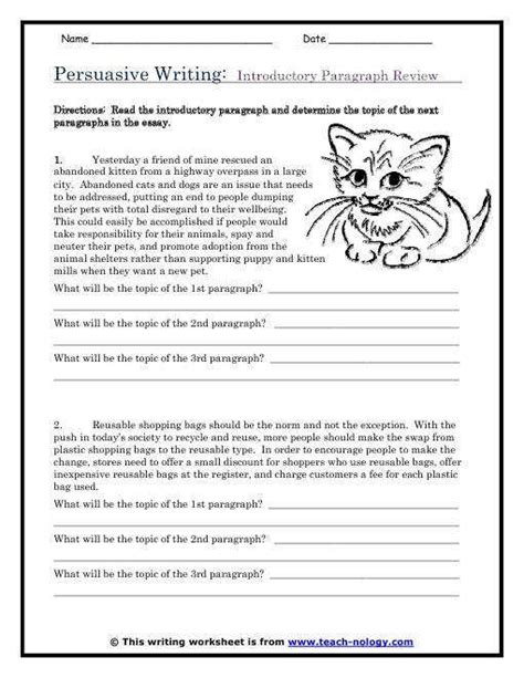 paragraph writing with hints worksheets paragraph writing worksheets homeschooldressage