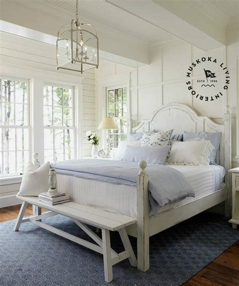 coastal bedding ideas coastal muskoka living interior design ideas home bunch