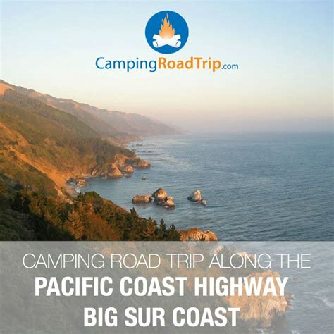 Pch Road Trip Itinerary - pin by april woods on cing pinterest