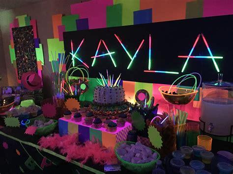 black light themes black light party ideas bombadeagua me