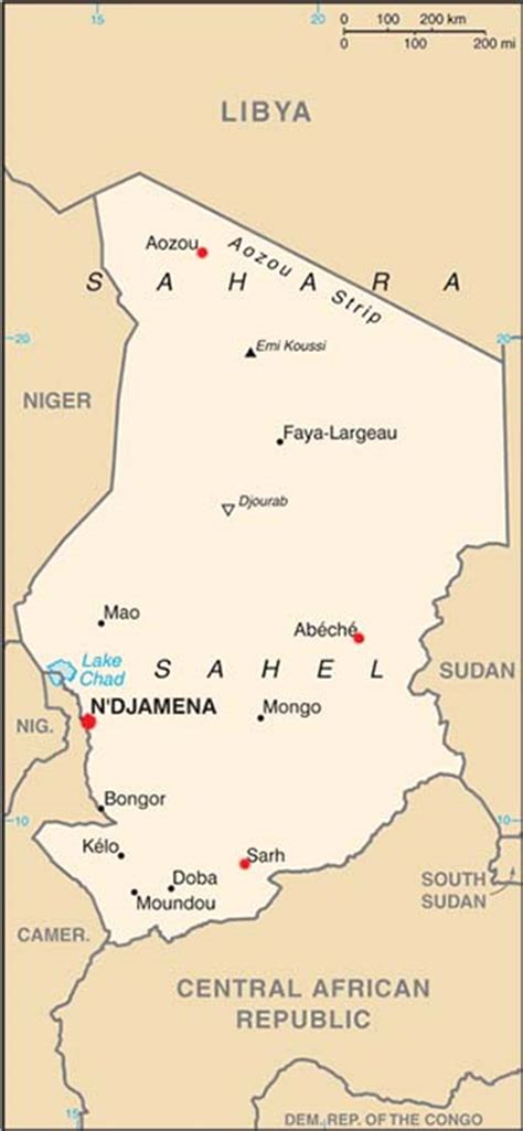 5 themes of geography niger chad latitude longitude absolute and relative locations