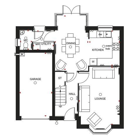 barratt homes floor plans barratt homes lincoln floor plan