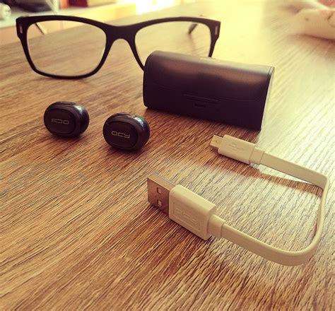 Apple Yg Murah qcy q29 wireless earphone murah tanpa kabel yg kecil dan