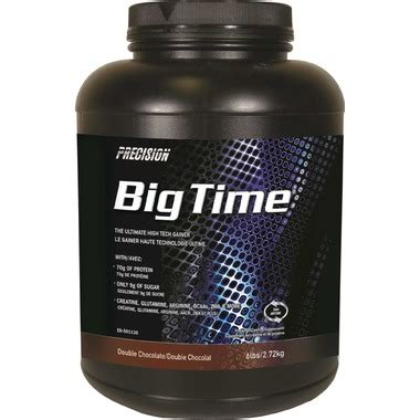 big w supplements buy precision supplements big time mass building complex