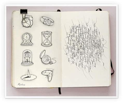 sketchbook inspiration 105 cool sketchbook illustrations for your inspiration