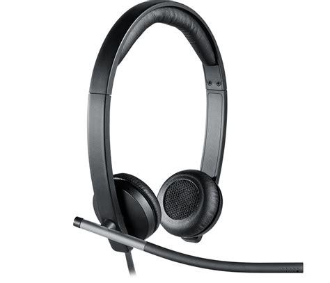 Headset Logitech logitech h650e headset style comfort pro quality audio en ca
