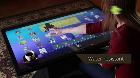 diy touchscreen coffee table touch screen coffee table for sale touch screen coffee