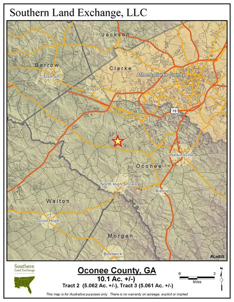 Oconee County Property Records Oconee Estate Tracts