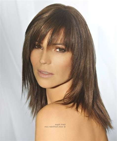 razor cut hairstyles with long bangs 79 best hairstyle images on pinterest short hairstyles