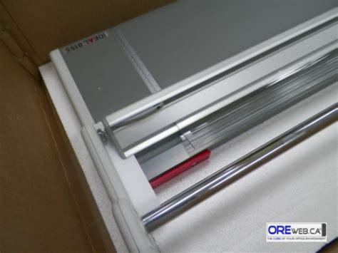 Rotary Trimmer Paper Cutter Ideal 0135 triumph 0135 53 quot large format rotary paper trimmer