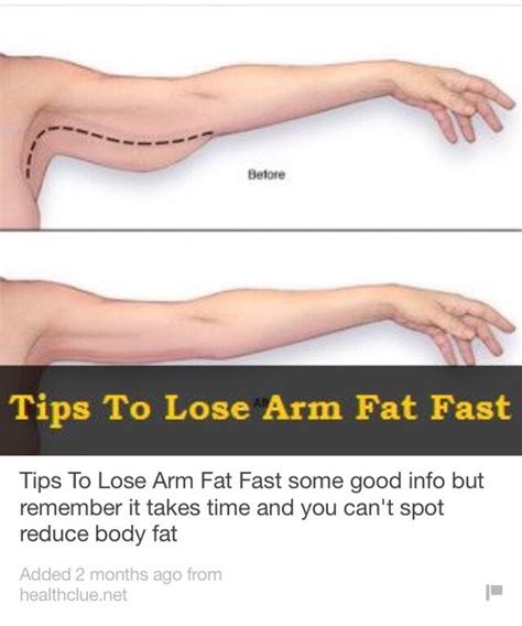 12 Tips On How To Lose Arm Fast by Tips To Lose Arm Fast Health Fitness Trusper Tip