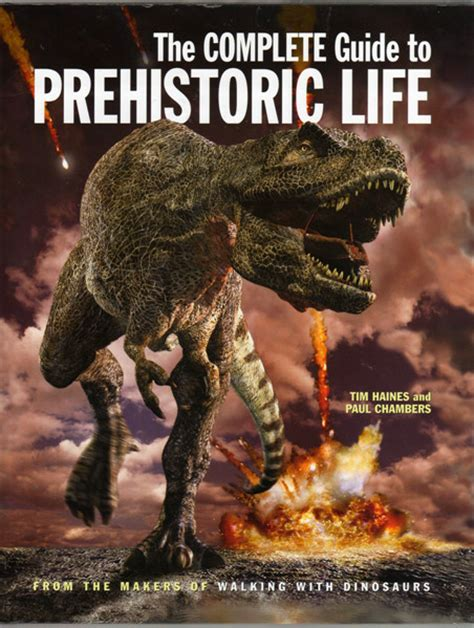 walking with your books the complete guide to prehistoric walking with