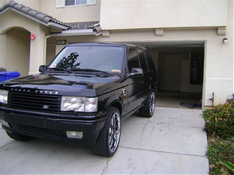 range rover 1999 daarknezz s 1999 range rover car the cars
