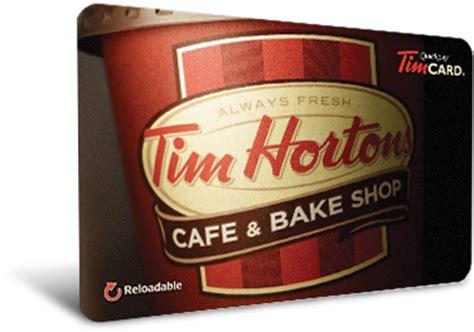 Tim Hortons Personalized Gift Card - tim hortons gift cards lamoureph blog