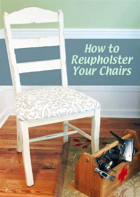 Reupholster Armchair Tutorial by The World S Catalog Of Ideas