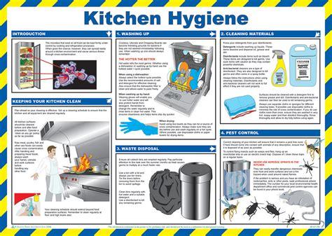 kitchen hygiene poster from safety sign supplies