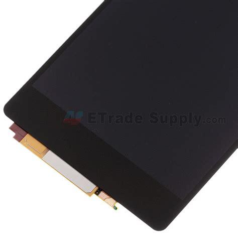 Lcd Xperia Z2 sony xperia z2 lcd digitizer assembly black etrade supply