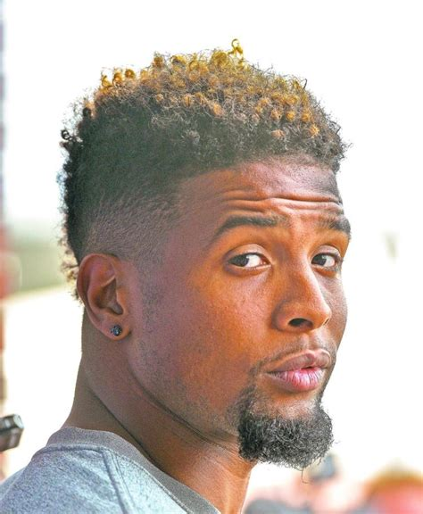 what kind of haircut odell beckham jr got end zone the rise of giants wr odell beckham jr ny