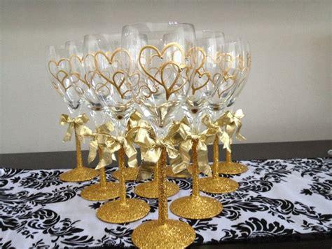 golden anniversary favors grandparents 50th wedding