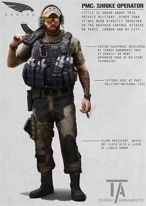 special operator gear pmc shrike operator by alexjjessup on deviantart