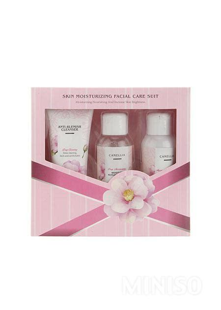 Miniso Moisturizing Spray Streamer anti blemish cleanser camellia moisturising toner camellia moisturizer miniso australia