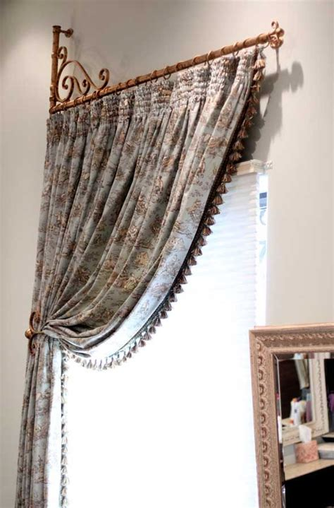 swing out arm curtain rod best 25 drapery hardware ideas on pinterest
