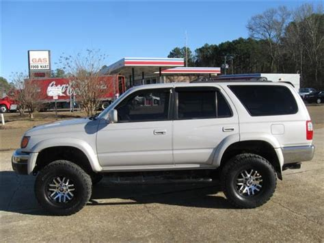 Toyota 4runner 2000 For Sale Used 2000 Toyota 4runner For Sale Carsforsale