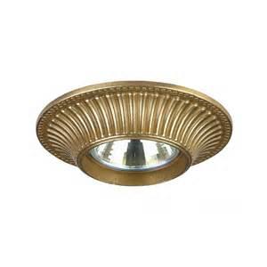 Ceiling Spots Lighting Cloe Traditional Antique Brass Ceiling Spotlight