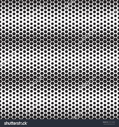 honeycomb pattern black and white seamless honeycomb gradient pattern background texture