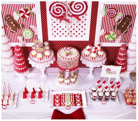 party themes holiday kara s party ideas candy land christmas party kara s