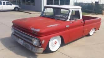 1965 chevrolet c10 bagged custom patina truck