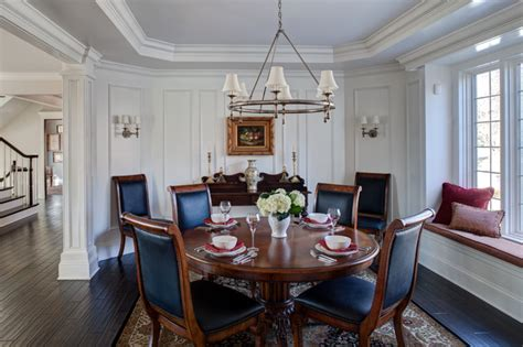 ai room whole home remodel traditional dining room chicago by airoom architects builders remodelers