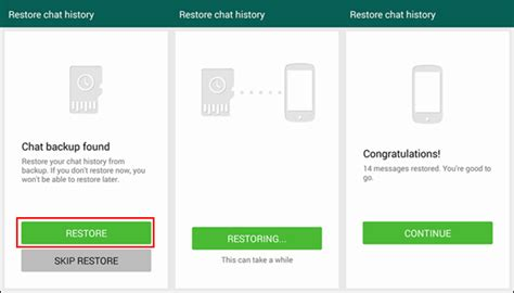 2 methods to recover deleted whatsapp messages from android