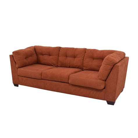 ashley tufted sofa 56 off ashley furniture ashley furniture delta city