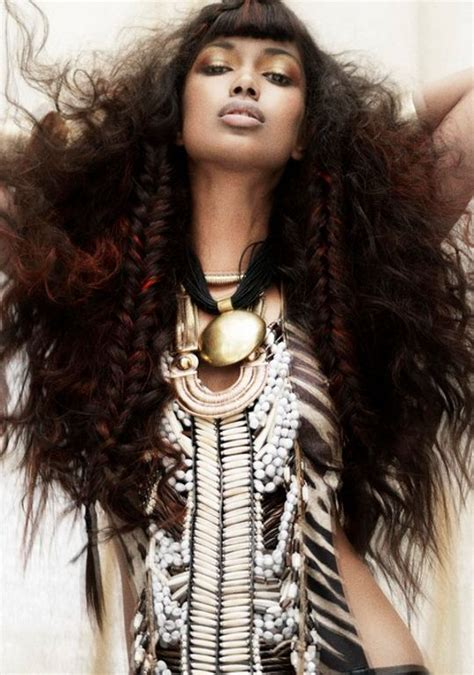 african american bohemian hairstyles 28 best images about tarot hairstyles on pinterest