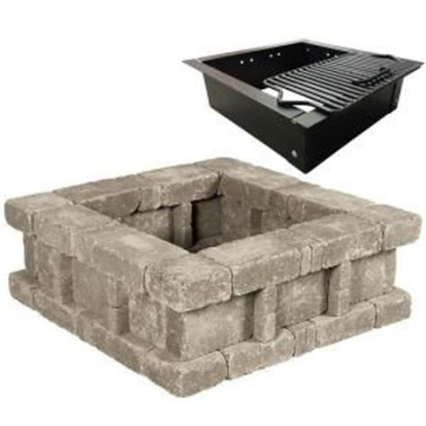 square pit insert home depot 25 best ideas about pit ring insert on