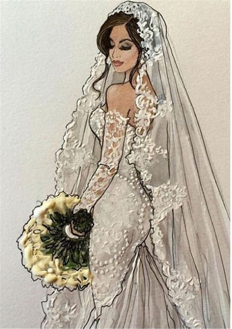 braut zeichnung best 25 wedding drawing ideas on pinterest fashion