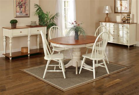 solid wood breakfast table tei solid wood breakfast table and chairs ogle