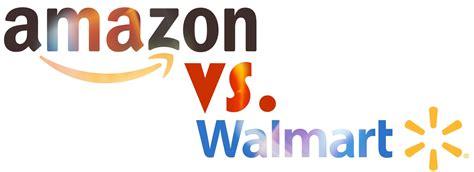 amazon vs walmart amazon is pressuring walmart into a price war that will