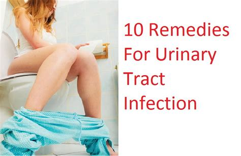 10 effective home remedies for urinary tract infection