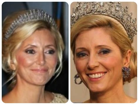 Had Work Done by Crown Princess Chantal Had Work Done Tiaras And