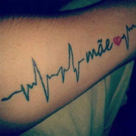 heartbeat tattoo for guys 150 attractive heartbeat tattoos designs and ideas stock
