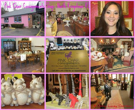 Furniture Consignment Shops In Ri by Pink Chair Consignments Shop Kingstown Ri Be In The Pink Rhode Island Real Estate