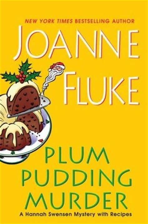 plum pudding murder swensen book 12 by joanne fluke