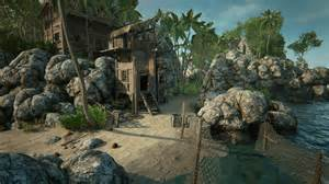 Architectural Blueprints For Sale pirates island by manufactura k4 in environments ue4