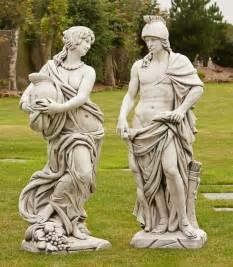 Garden Statues Large Garden Statues Gladiator Goddess