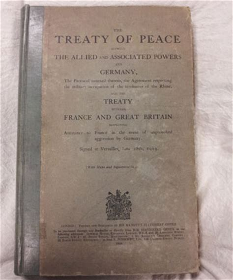 a perfidious distortion of history the versailles peace treaty and the success of the books treaty of versailles history bibliographies cite this