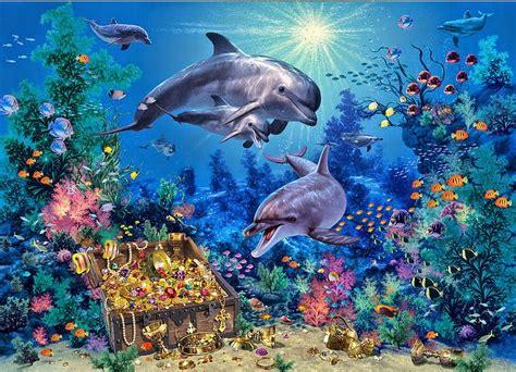 imagenes de paisajes acuaticos cuadros modernos pinturas y dibujos paisajes submarinos