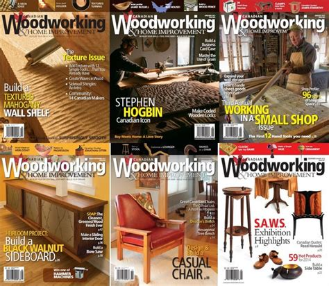 canadian woodworking home improvement 88 february
