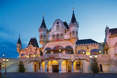 theme park holidays abroad efteling holland canuckabroad places